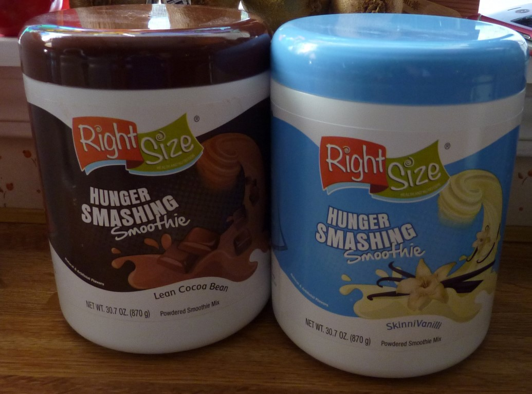 Try right size smoothies reviews