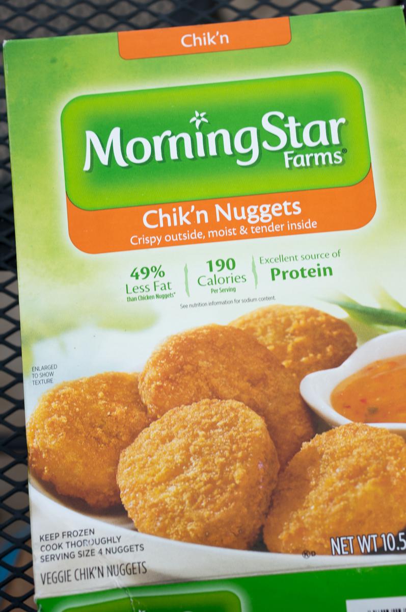 MorningStar Chick'n