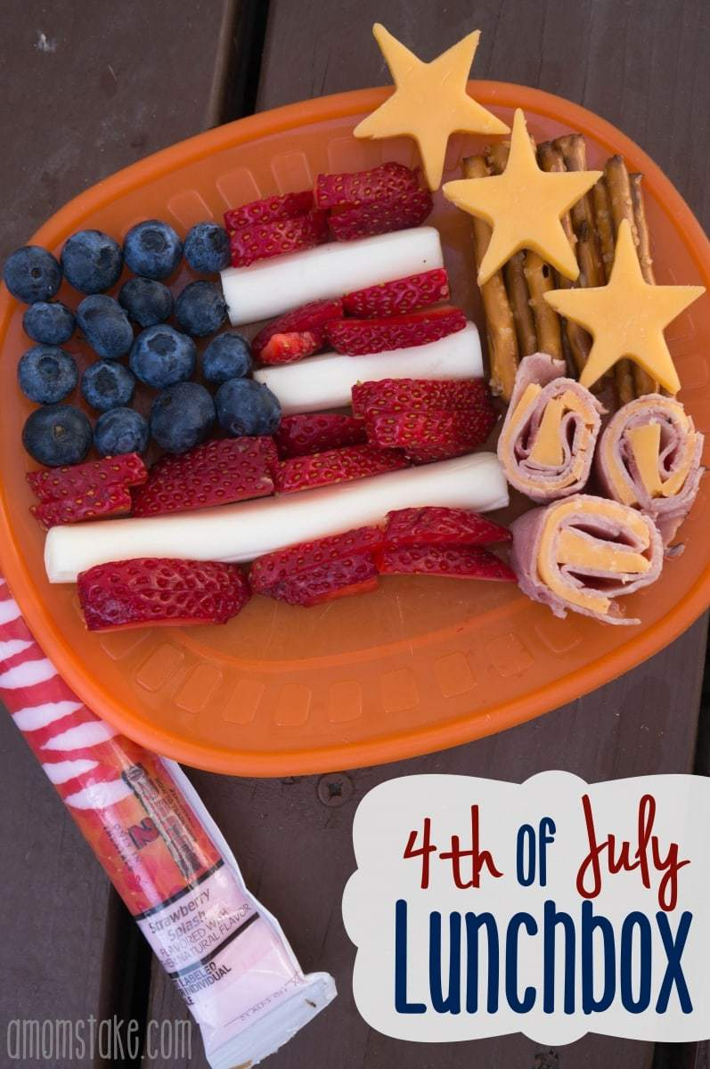4th of July Lunchbox