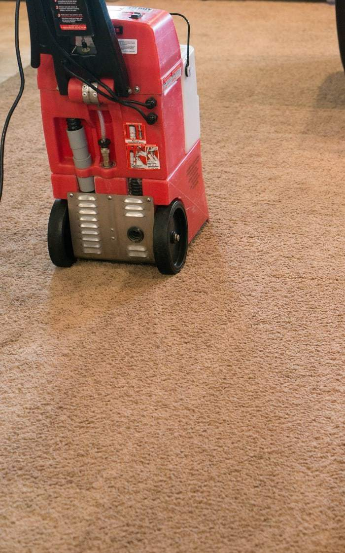 The Rug Doctor Works Starting At The Front Of Your Room And Pulling It  Backward In Rows Cleaning As You Go. I Like To Go Back Over The Carpet A  Second Time, ...