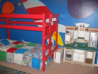 Tour My Home – Part 6 – Boys Bedroom