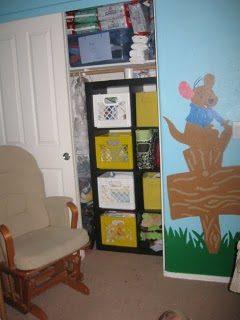 Tour My Home – Part 7 – Nursery!