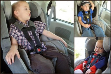 The ProRIDE Seat Is A Great Fit For My Family I Have 3 Boys Ages 8 Months To 45 ALL Of Can In Car