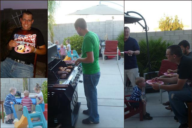 Kmart Backyard Party