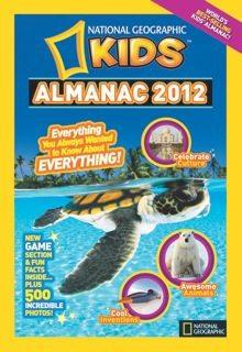 NG - Almanac 2012