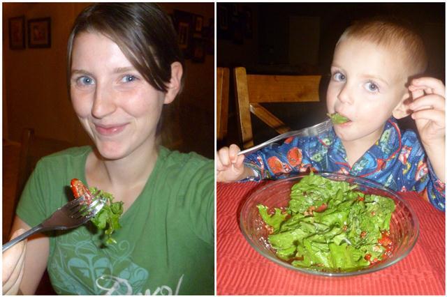 Lawry's Salad