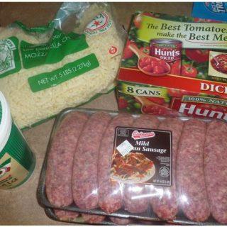 Easy Dinner Recipes: Sausage Lasagna Recipe