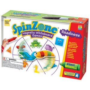 Win a Readiness SpinZone Magnetic Whiteboard Game!