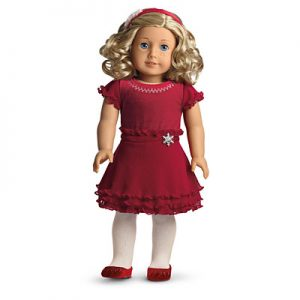 American Girl Doll Christmas Styles