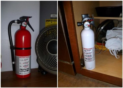 Kidde Fire Extinguisher Review & Giveaway
