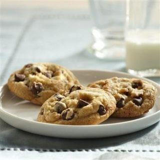 Vanilla Rich Chocolate Chip Cookies Recipe!
