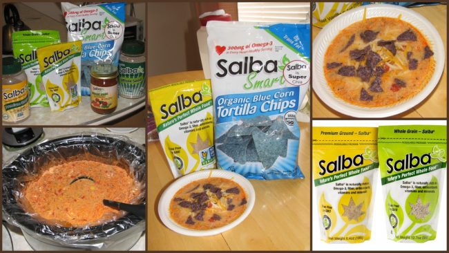 Salba Chia Review & Giveaway