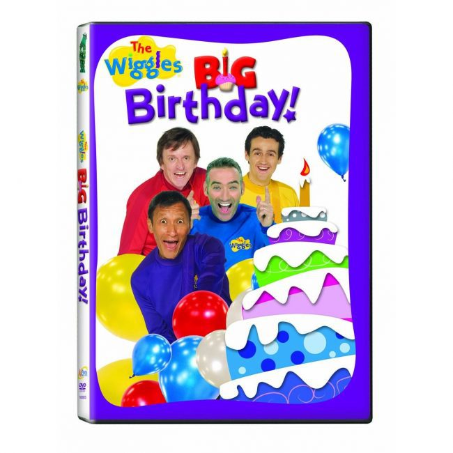The Wiggles Big Birthday DVD Review & Giveaway