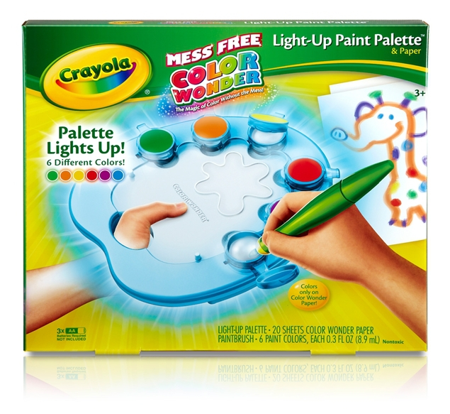 crayola glow station 90587 loadtve