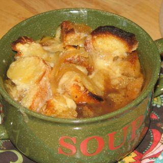French Onion Soup Recipe – a Perfect Fall Comfort Food!