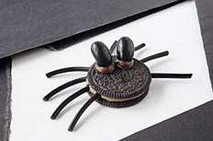 Creepy Crawler Cookie Treats