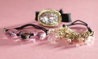 scünci Ponytailer Bracelets