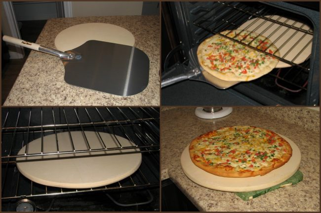 California Pizza Stones Review & Giveaway