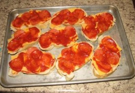 Homemade French Bread Pizza Recipe