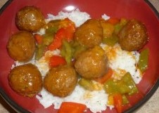 Sweet and Saucy Meatballs Recipe