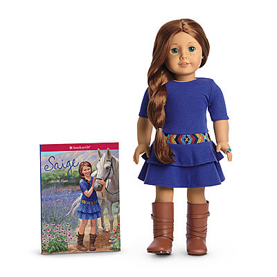 Saige American Girl Doll