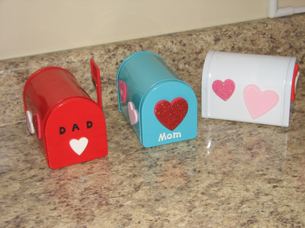 Valentine's Day Love Notes - Fun for the Entire Family!