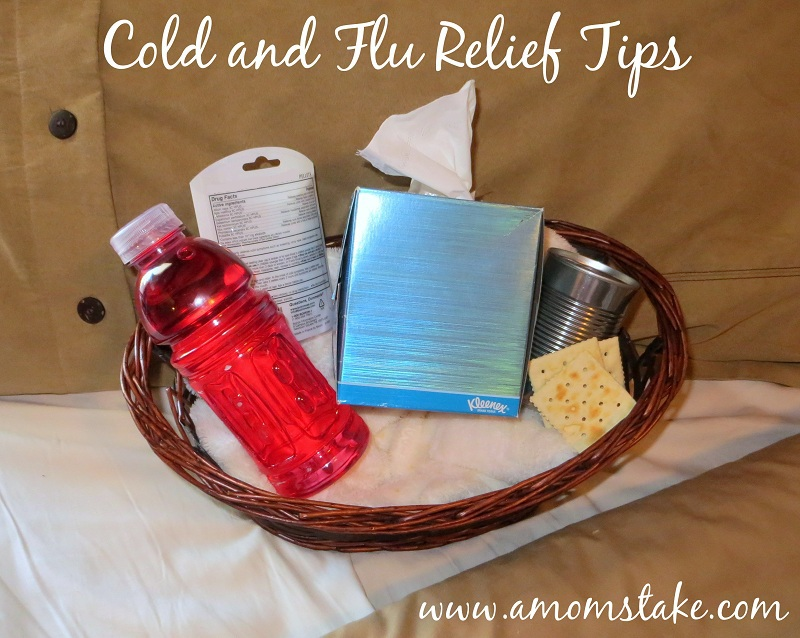 Cold and Flu Relief Tips