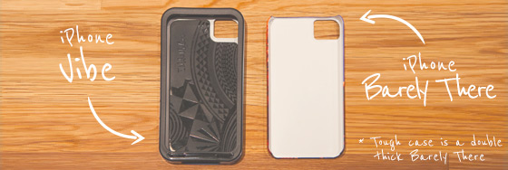 Tandem Stock iPhone Case