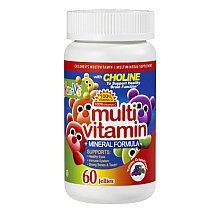 Yum-V's Jellie Vitamins Review & Giveaway