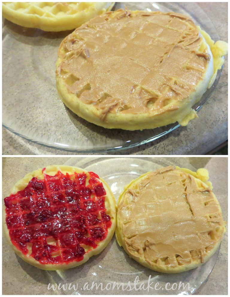 PB&J Sandwich Directions