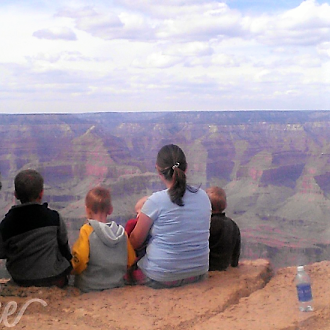 South Grand Canyon Family Day Trip!
