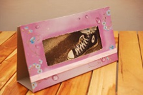 Tissue Box Art Craft