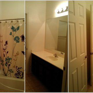 Decorating a Small Bathroom Ideas & Makeover!
