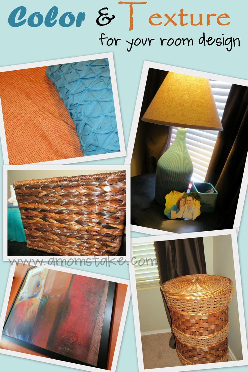 How to Design a Room - Tips and Tricks for adding color and texture to your Design! #Design #Makeover #Room #Decor