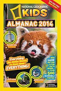 National Geographic Kids Almanac 2014