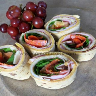 Easy Dinner Recipes: Flatout Pinwheel Party Sandwiches Recipe