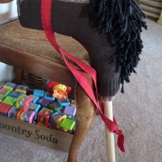 How to make a Stick/Hobby horse