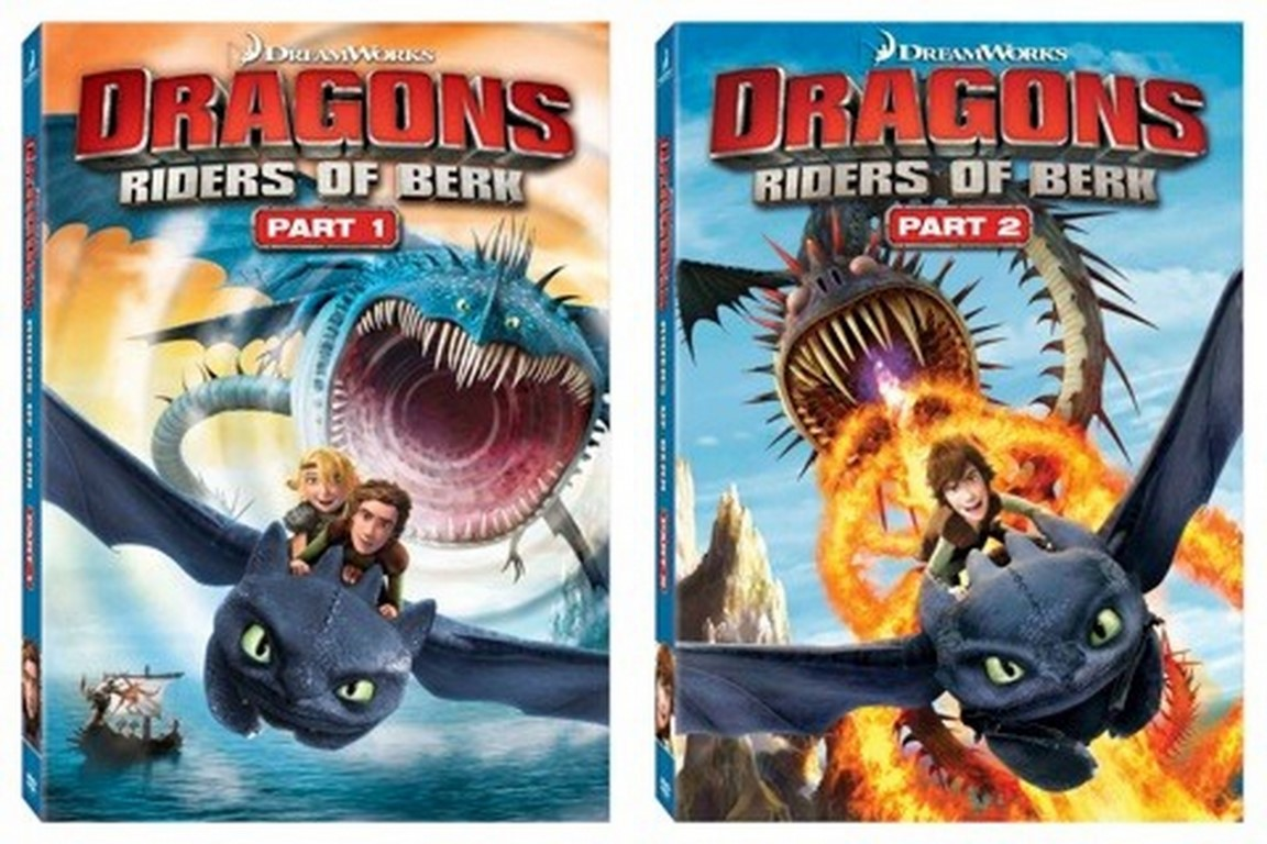 how to train your dragon tv series cartoon network