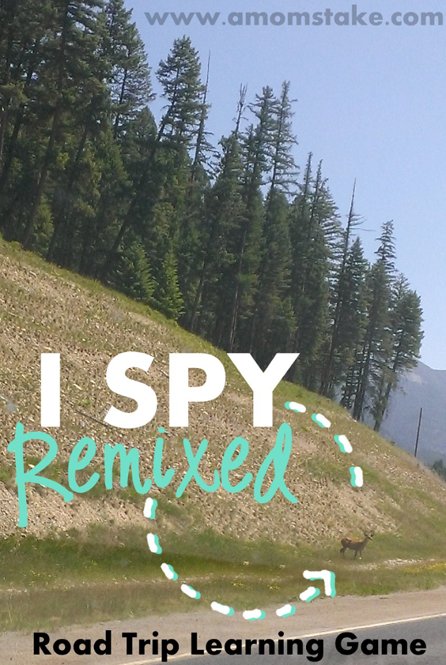 I Spy Remixed Learning Game