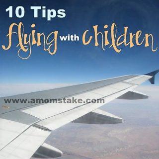 10 Tips For Infant Plane Rides