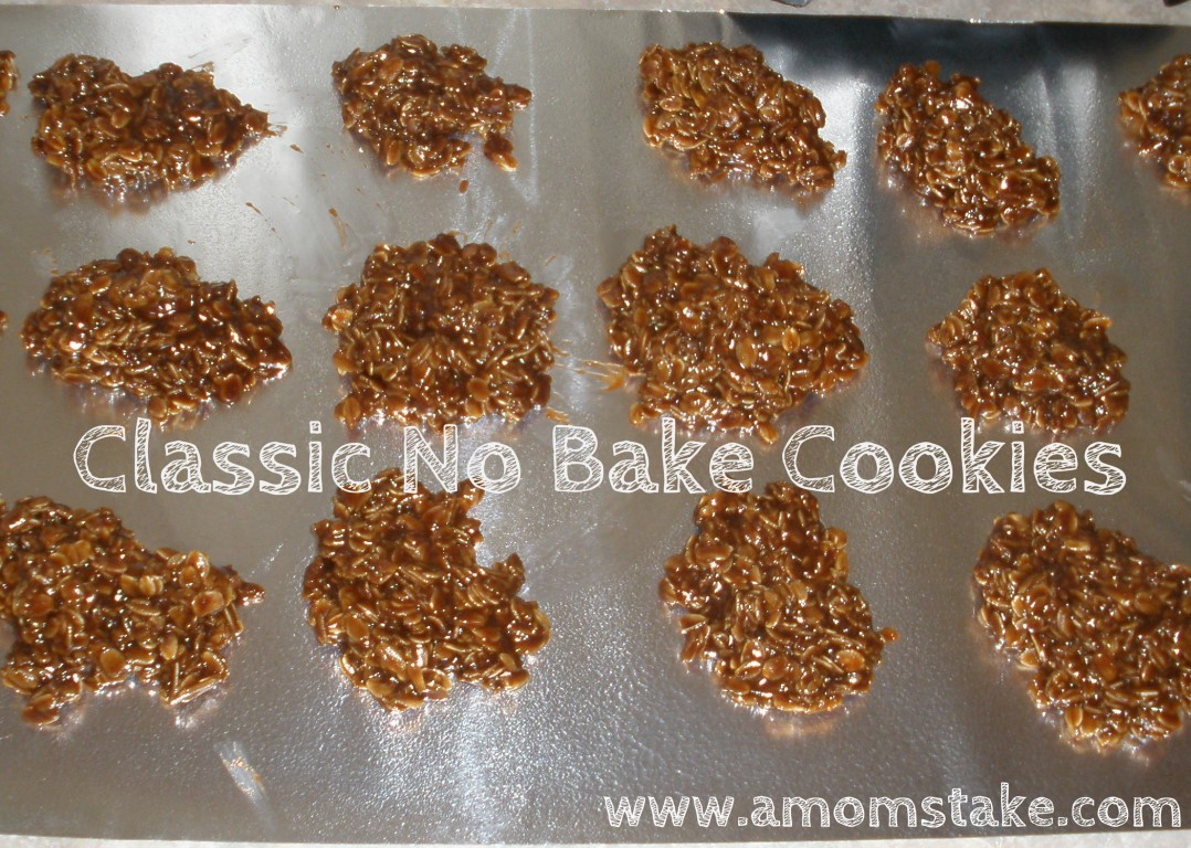 Classic No Bake Cookies Recipe