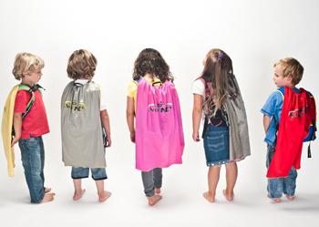 SuperMe kids backpacks