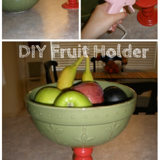 DIY Fruit Holder