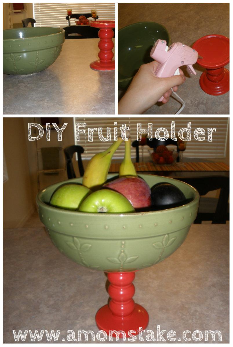 DIY Fruit Holder