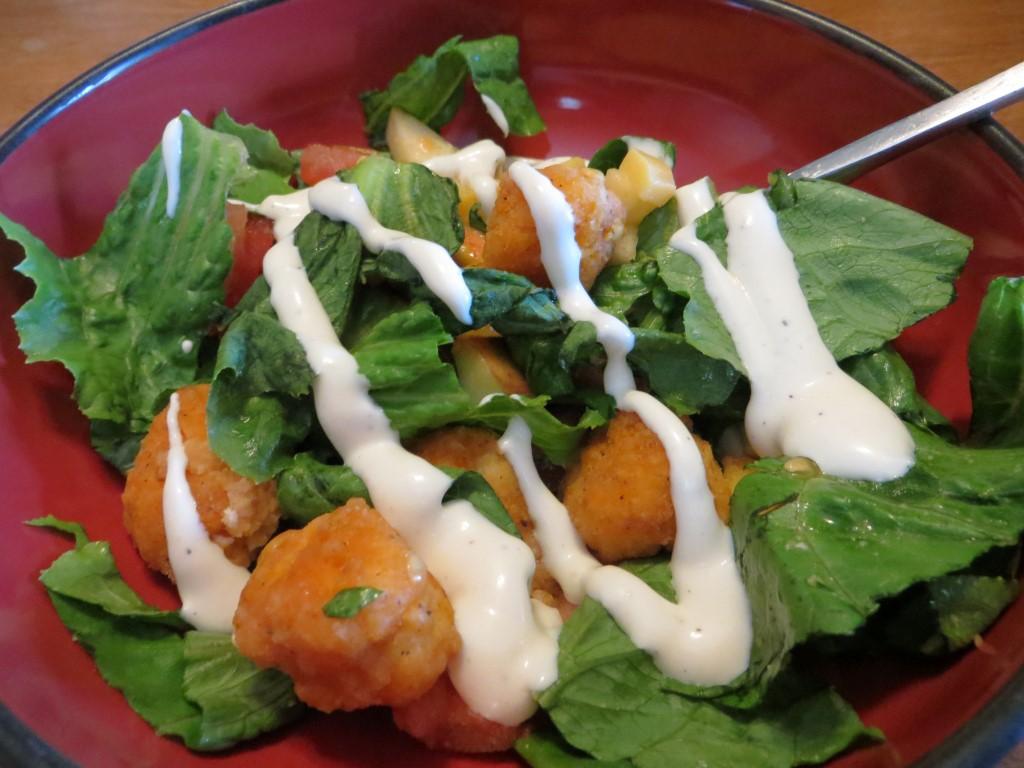 Simple Chicken Salad with Tyson Chicken