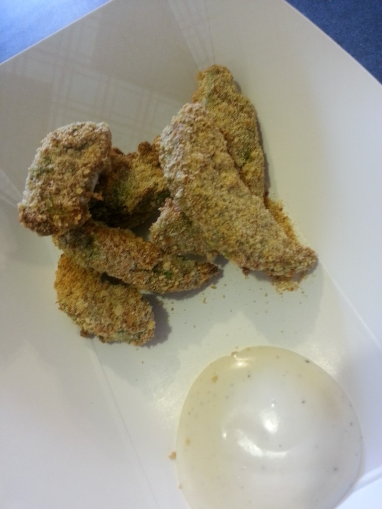 Easy Side Dishes: Baked Avocado Fries