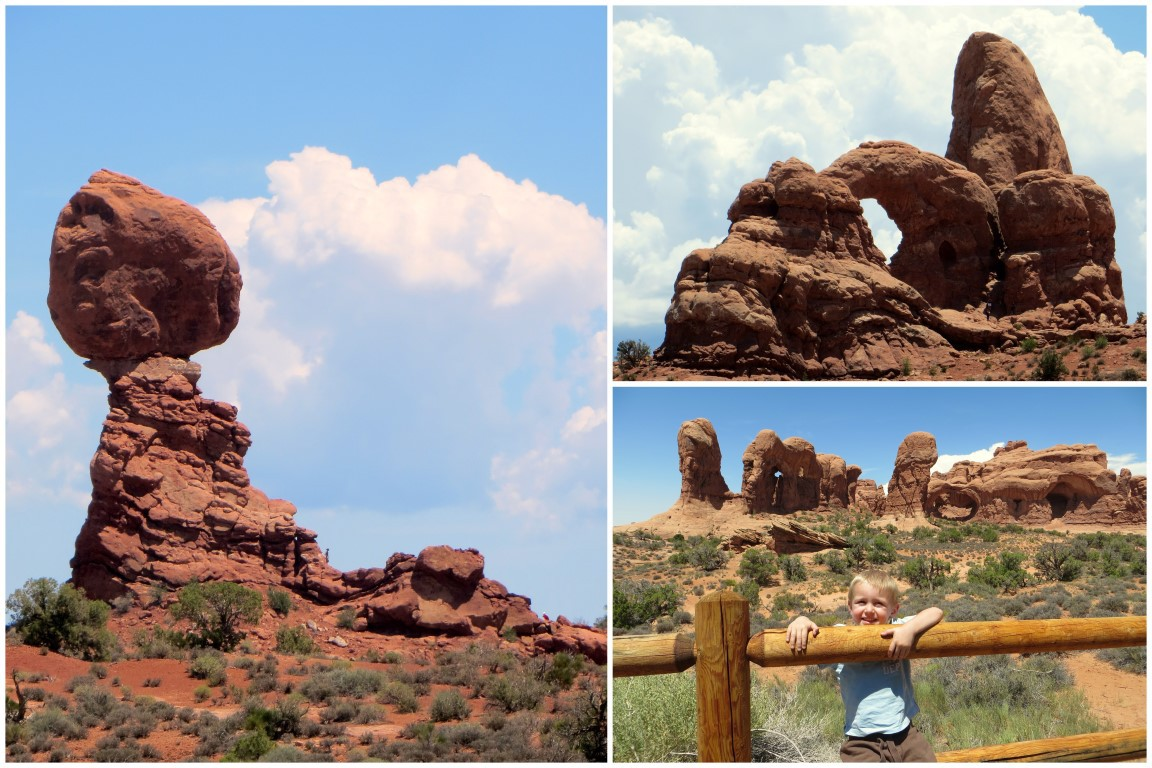 Road Trip to Arches Utah