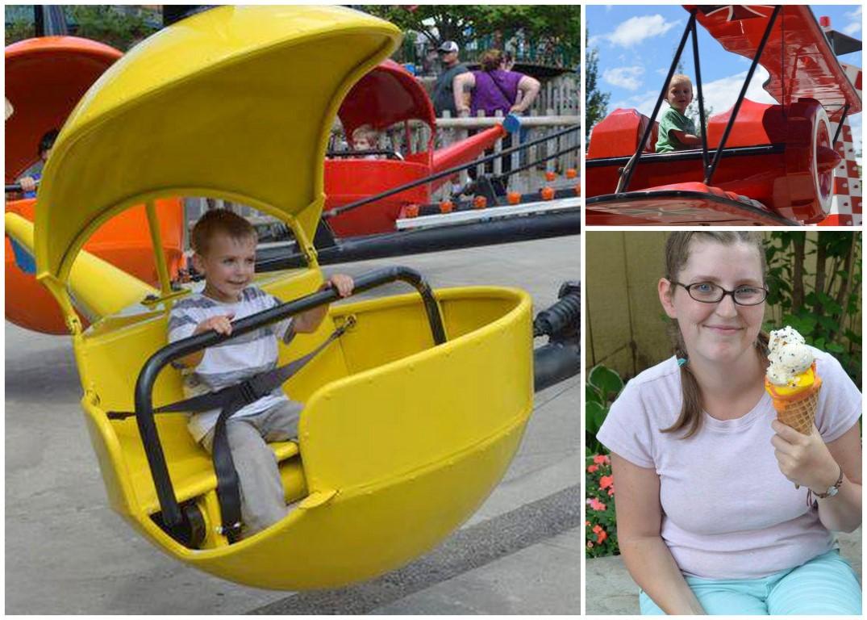 Silverwood Theme Park in Athol Idaho