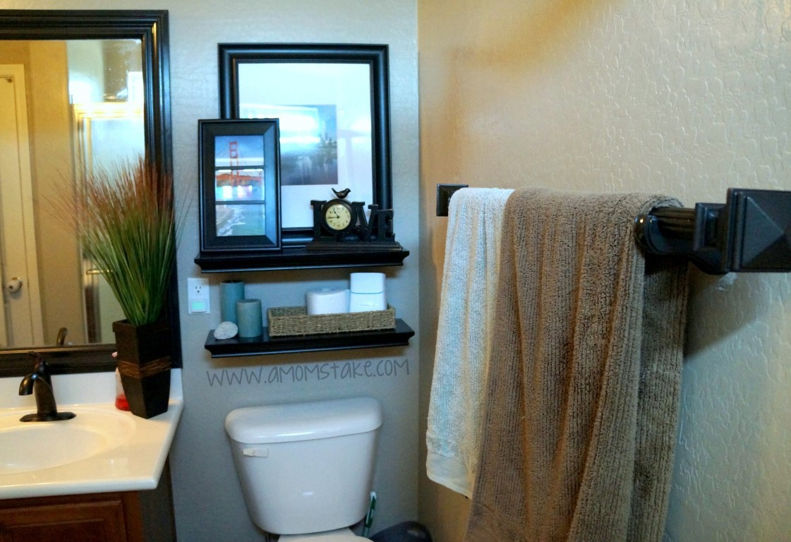Delta Bathroom Makeover Inspiration