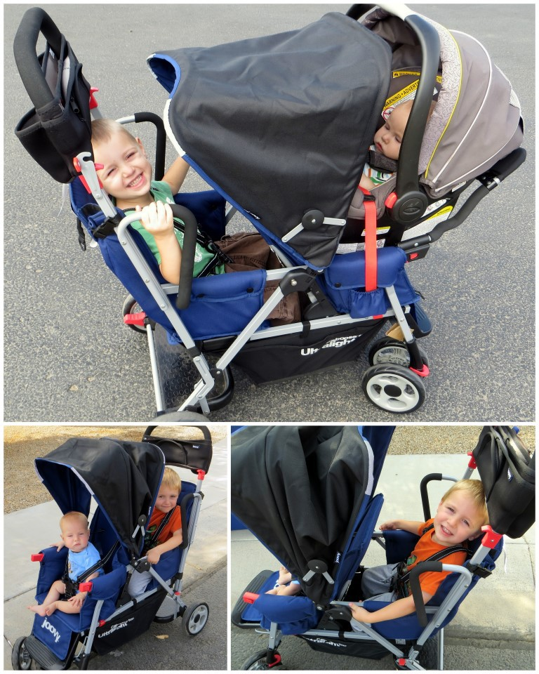 The Ultimate Stroller for Two: Joovy Caboose Too Ultralight